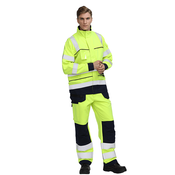 Fire Retardant Arc Flash Suit
