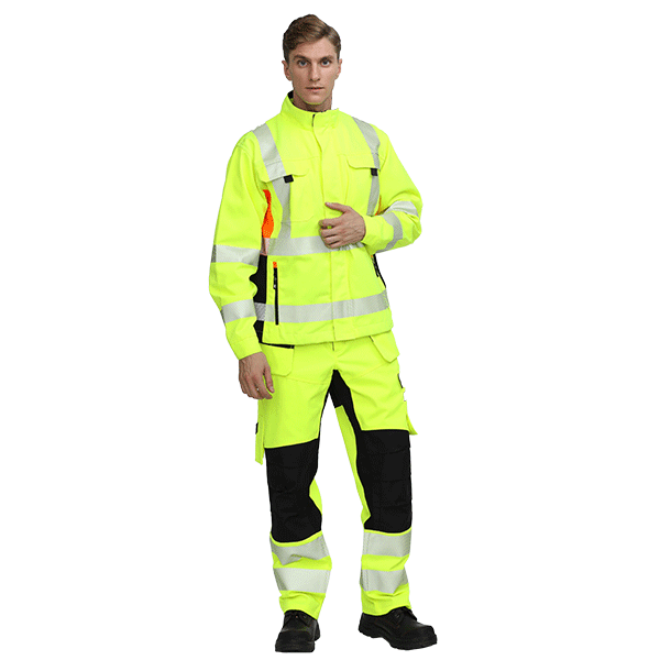 High Visibility FR Work Uniform