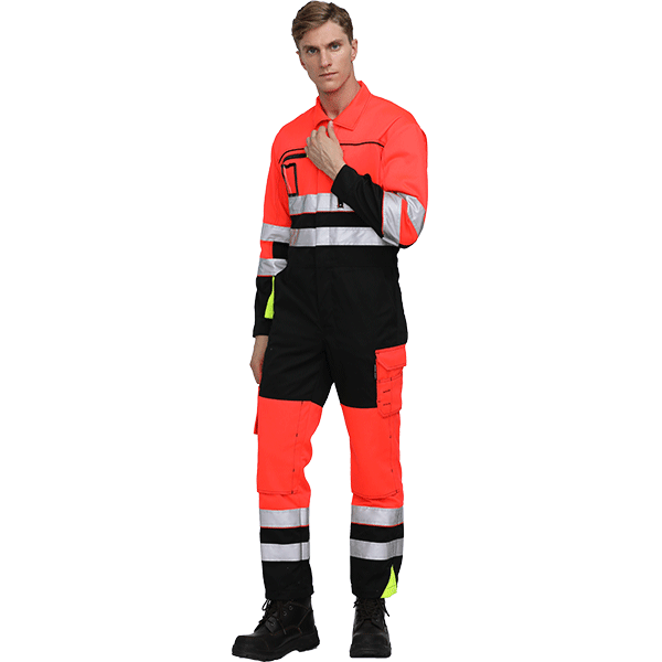 Flame Resistant Reflective Mining Clothing