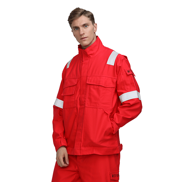 Security Work Mining Jacket