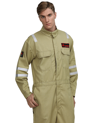 reflective engineering work uniform safety clothing