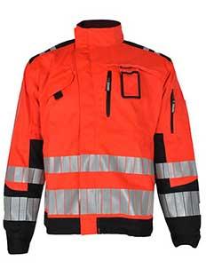 FR work safety Jacket