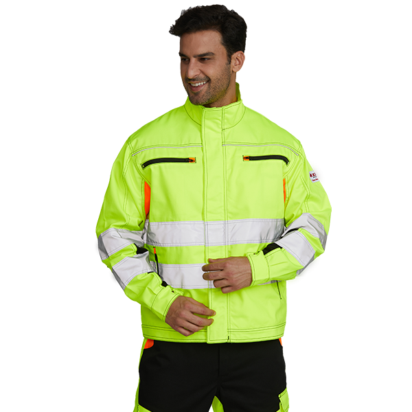 Fire Retardant High Visibility Jacket