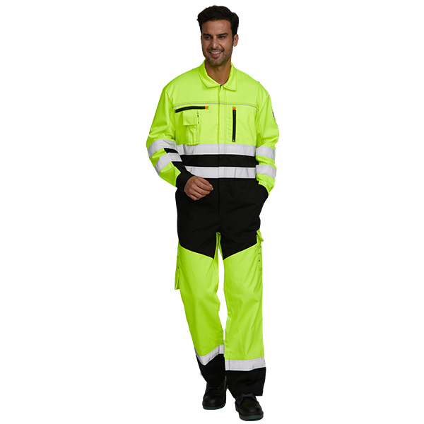 Industrial Flame resistant Electrical Protective Clothing